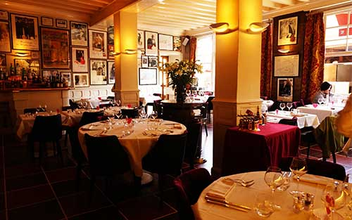 Restaurante Mère Poulard
