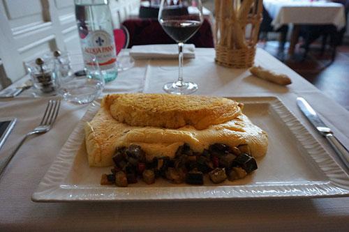 Omelete da Mère Poulard