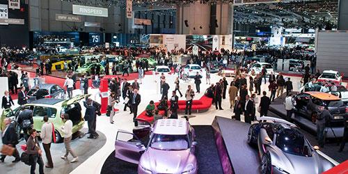 Mondial de l'Automobile, Porte de Versailles