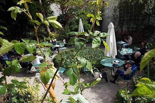 Café do Museu da Vida Romântica