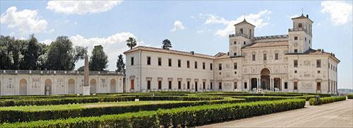 Villa Médicis. Jean Pierre Dalbéra no Flickr