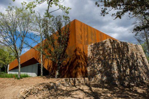 Museus de arte contemporânea no sul da França