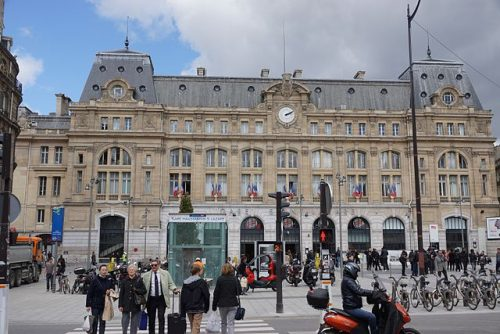 Gare Saint Lazare (foto: Chris Sampson no Flickr)