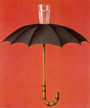 René Magritte, Les vacances de Hegel