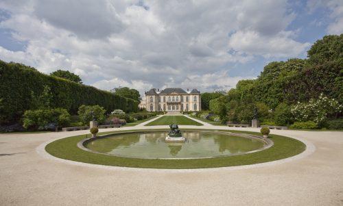 O Museu Rodin e seu jardim