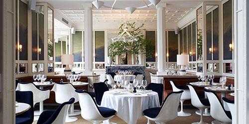 Restaurante Loulou, sala do primeiro andar