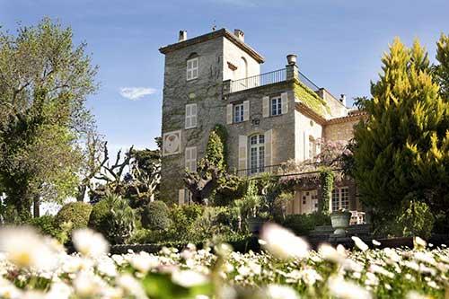 La Colle Noire, da Dior em Grasse