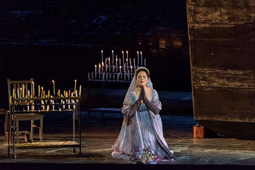 Tosca, Opera Bastille