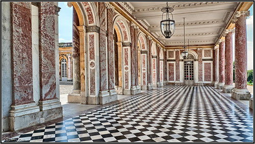 Grand Trianon, Versailles. Joe deSousa no Flickr
