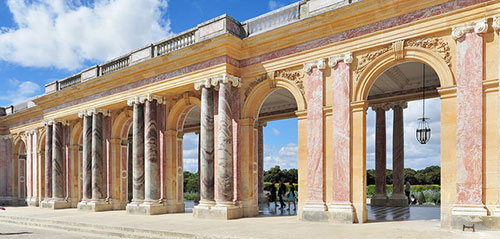 Grand Trianon, Versailles. francois pouzet no Flickr