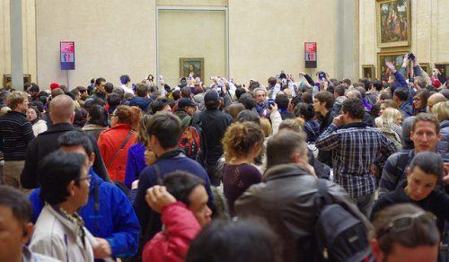 Uma primeira visita ao Louvre