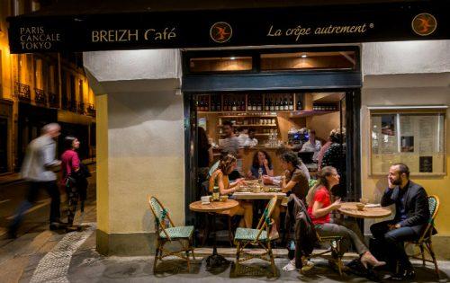 Breizh Café – La Crêpe Autrement