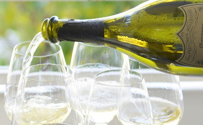 Melhores champagnes franceses
