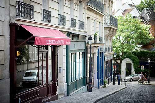 Montmartre: Le Bistrot de la Galette
