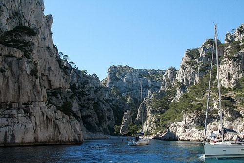 Calanques de Cassis. Emmanuel Charbonnier no Flickr