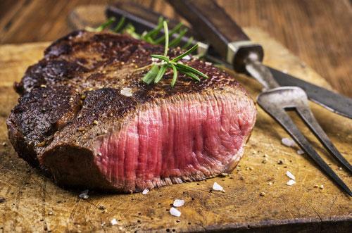 Carne vermelha. Hiphoto no Shutterstock