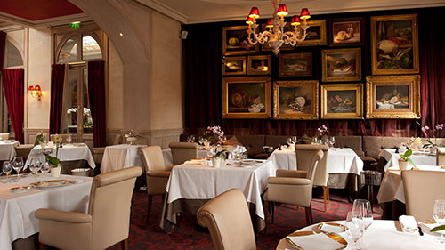 Restaurante Le Georges em Chartres