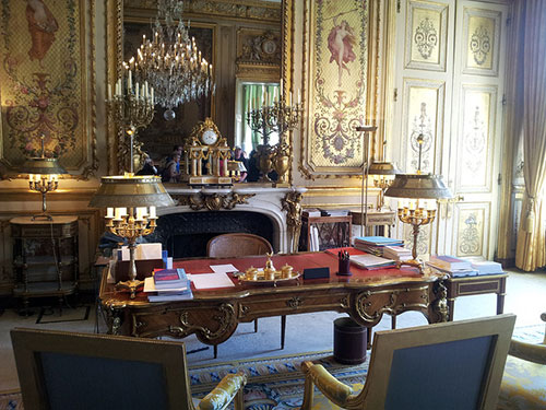 Bureau do Presidente da Republica Francesa. Lerros84 no Flickr