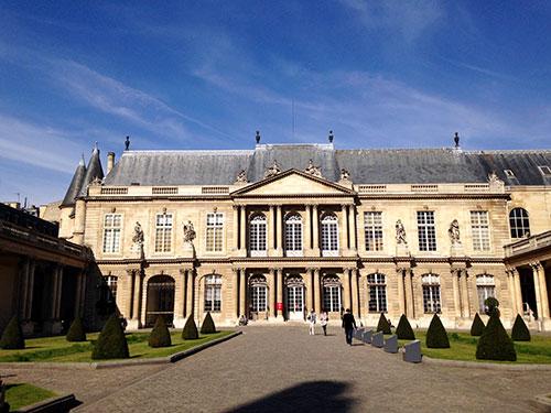 Archives Nationales, Marais
