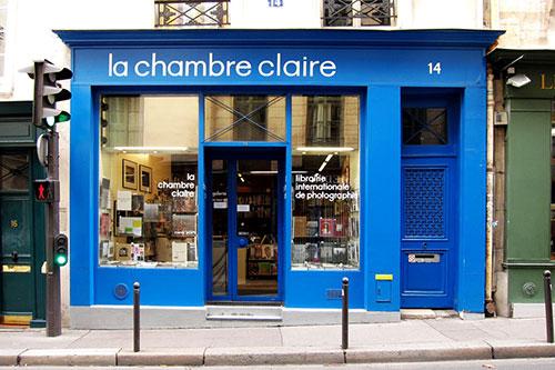La Chambre Claire, Paris