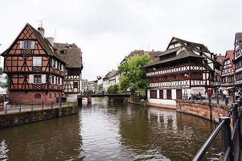 Estrasburgo, bairro Petite France