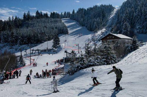 estações de esqui mais perto de Paris