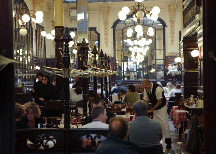Restaurantes da Belle Époque em Paris
