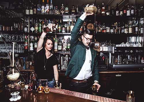 melhor barman do mundo