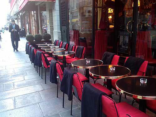 10 bons restaurantes perto de Paris