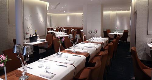 10 bons restaurantes perto do Louvre. La Dame de Pic
