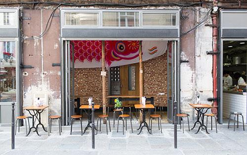 10 bons restaurantes perto do Louvre. Trottermag.com. Kunitoraya