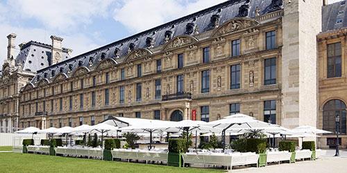 10 bons restaurantes perto do Louvre. Loulou