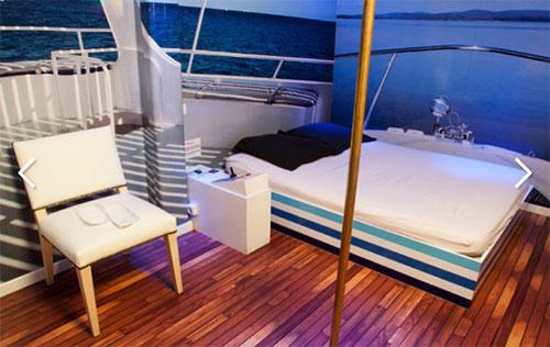 Paris: hotéis para encontros amorosos. Love Hotel