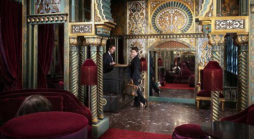 Paris:hotéis para encontros amorosos. Maison Souchet