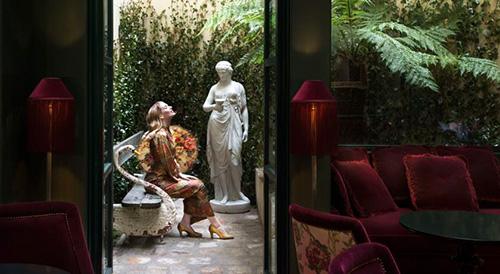 Paris:hotéis para encontros amorosos. Maison Souquet