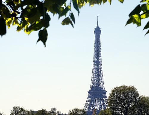 Monumentos mais visitados de Paris