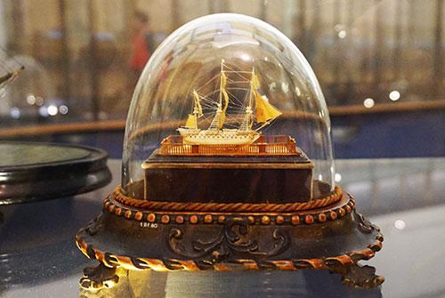 Museu da Mariana. Miniaturas antigas