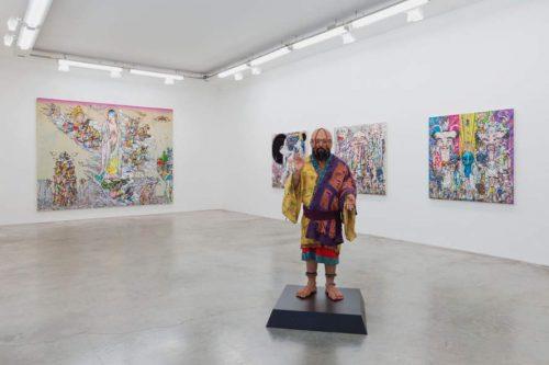 galerias de arte no marais
