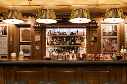Bares do Hotel Ritz: Hemingway