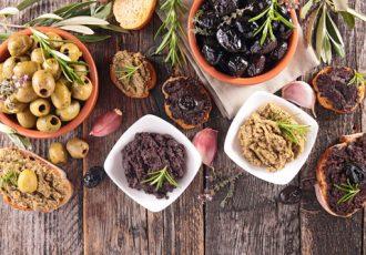 Tapenade, receita típica provençal
