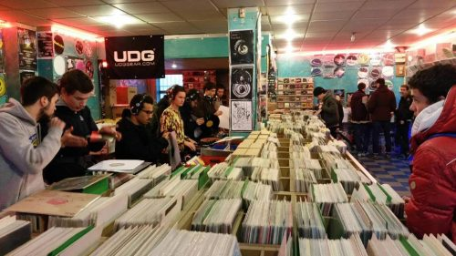 discos de vinil em paris