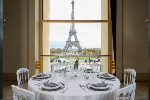 restaurantes perto da torre eiffel