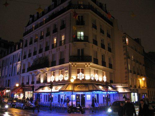 noite gay em Paris