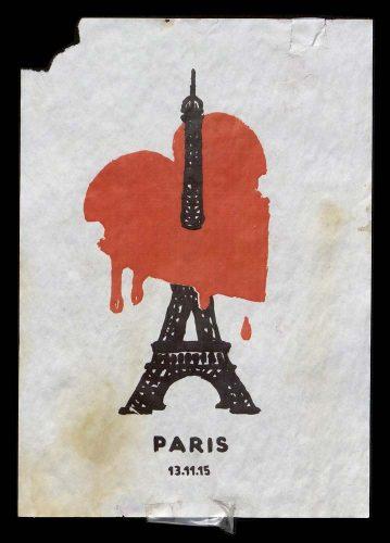 atentados em Paris