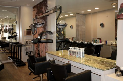 cabeleireiro em Paris