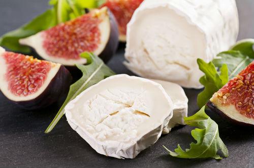 Receita com queijo de cabra