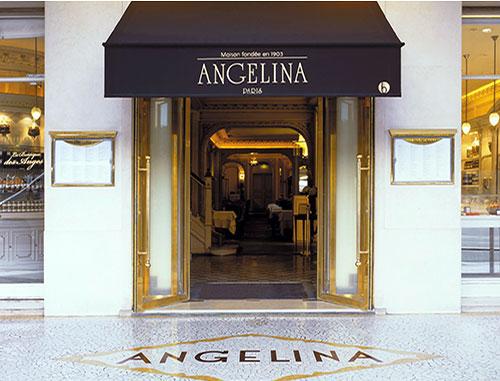 Salão de chá Angelina