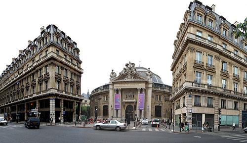 Paris e seu novo centro