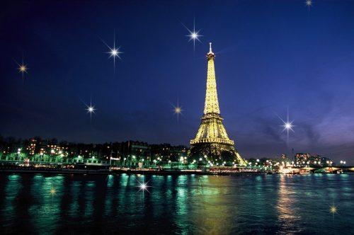 Natal e Réveillon em Paris