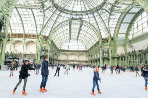 25 de dezembro e 1 de janeiro em Paris